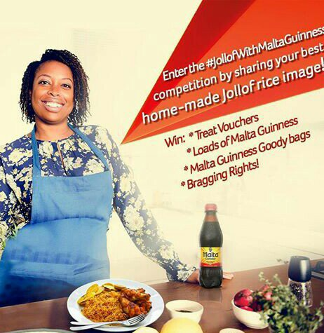 Read more about the article LET THAT JOLLOF RICE WIN YOU MOUTHWATERING MALTA GUINNESS GOODY BAGS