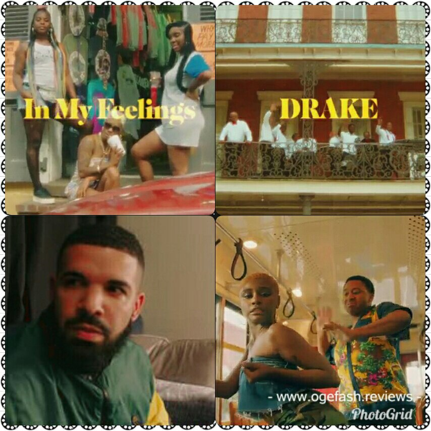 """Read more about the article (+LYRICS) MUSIC REVIEW: IN MY FEELINGS BY DRAKE """"I HATE BORING SONGS, THIS IS CERTAINLY…!"""""""