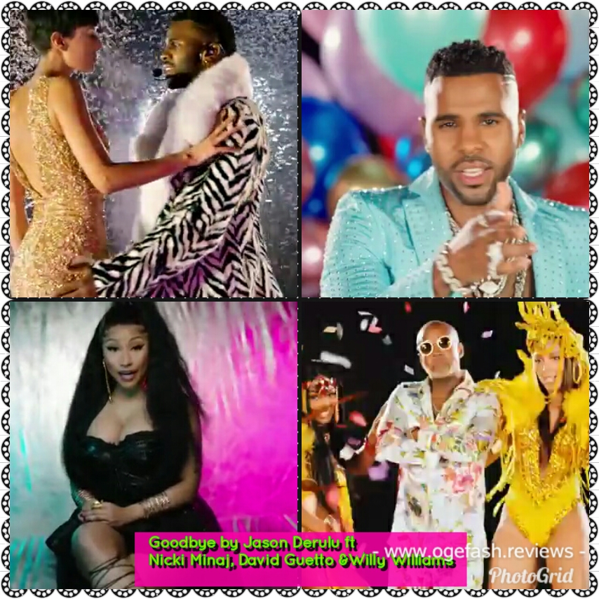"(+LYRICS+TRANSLATION) MUSIC REVIEW: GOOD BYE BY JASON DERULO FT NICKI MINAJ AND WILLY WILLIAM ""OVER SAMPLED SONG OF…"""