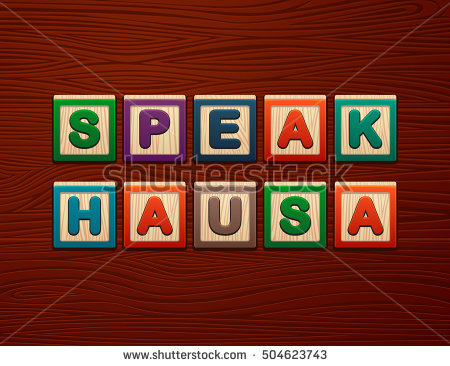 I WANT TO SPEAK HAUSA TODAY (CLASS 141)