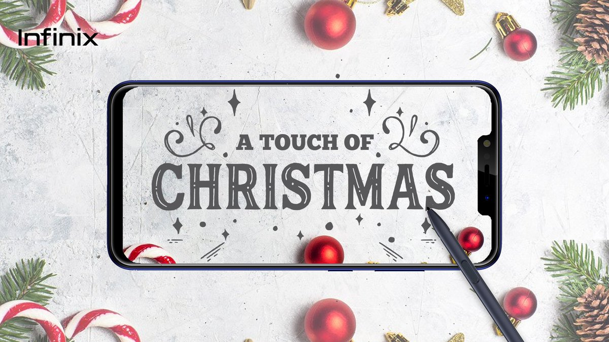Read more about the article #Infinixtouchofchristmas competition