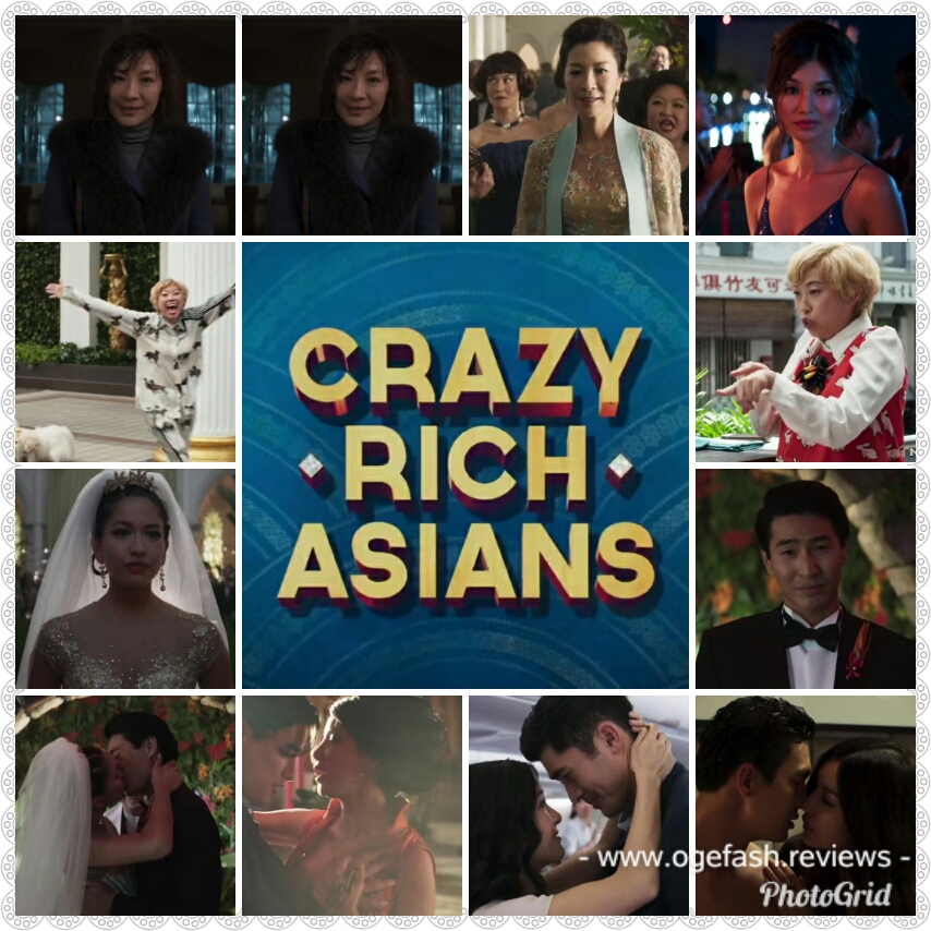 "MOVIE REVIEW: CRAZY RICH ASIANS ""SO FUNNY THAT I…"""