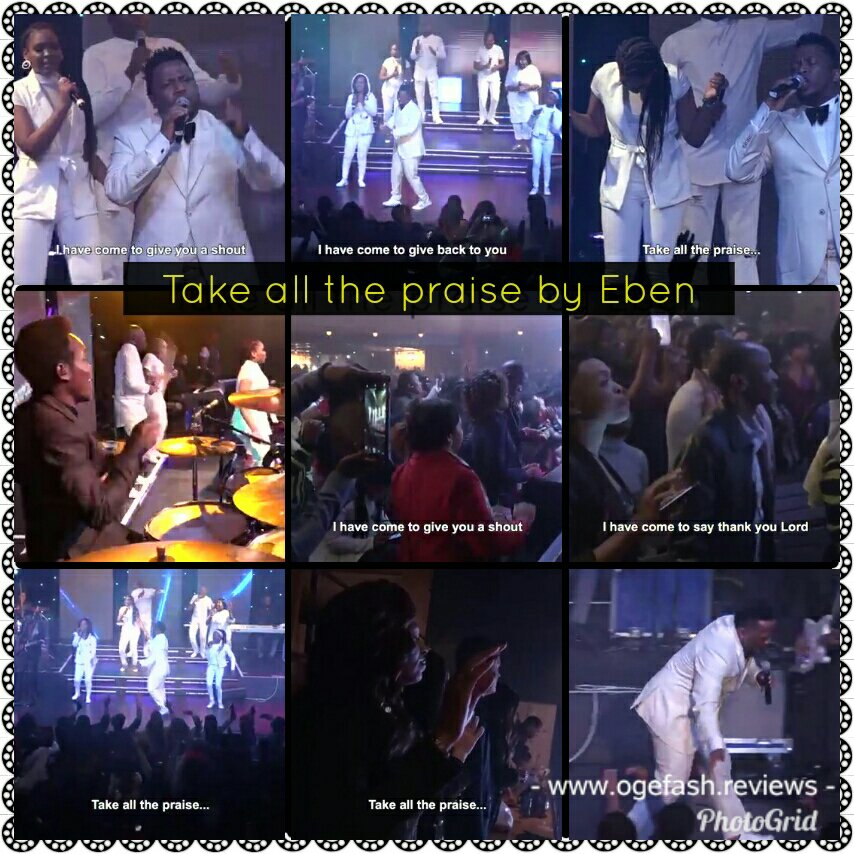 """(+LYRICS) MUSIC REVIEW: TAKE ALL THE PRAISE BY EBEN """"SOUTH AFRICA INVASION!"""""""