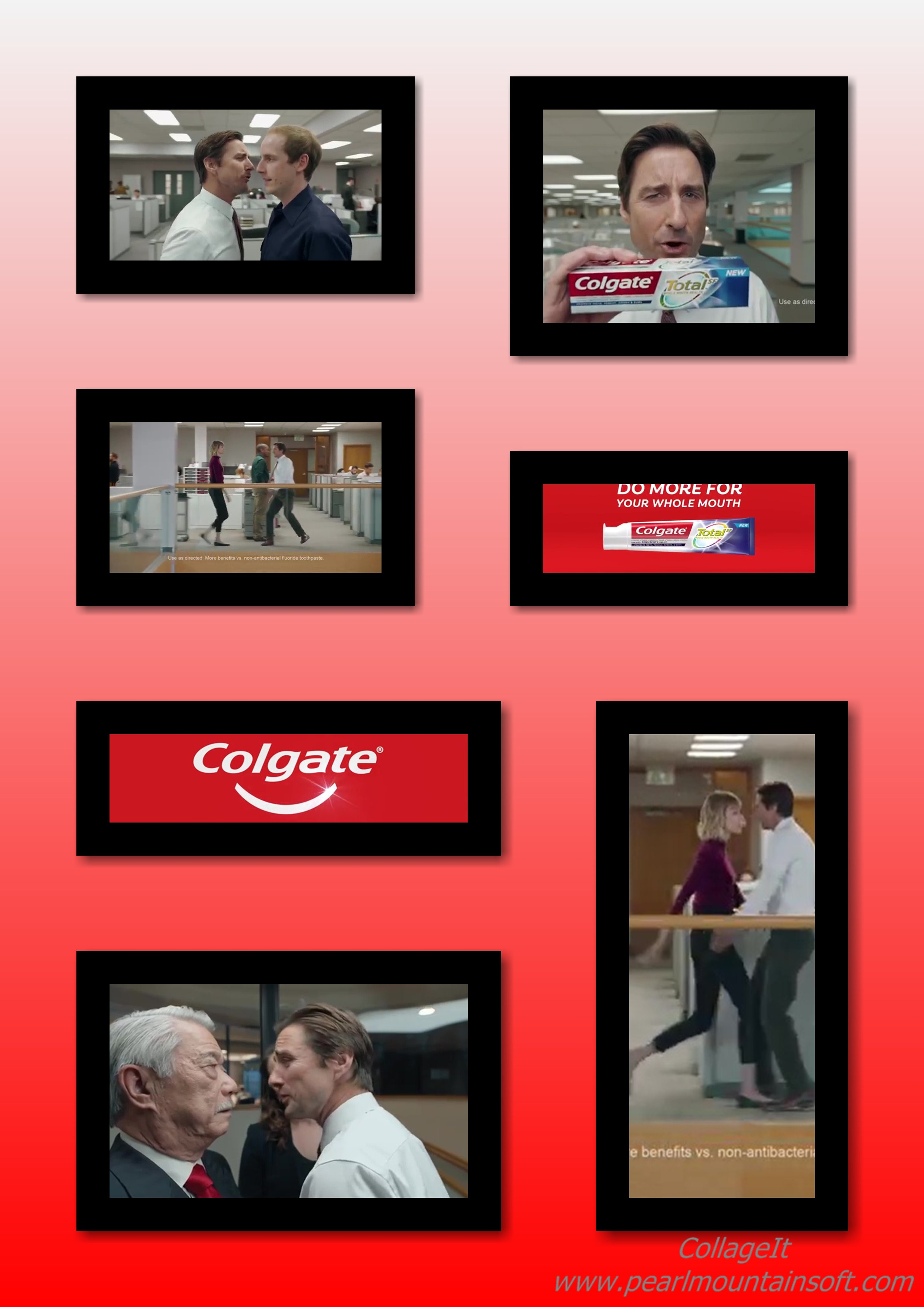 """You are currently viewing ADVERT REVIEW: COLGATE'S 'CLOSE TALKER' """"HOW CONVINCING IS THIS ADVERT?"""""""