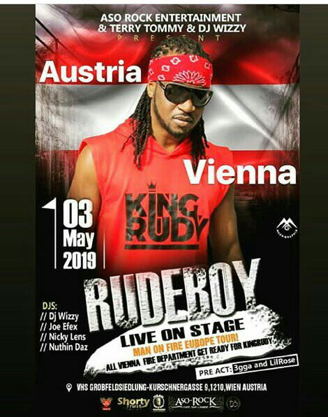 Read more about the article RUDEBOY LIVE ON STAGE!