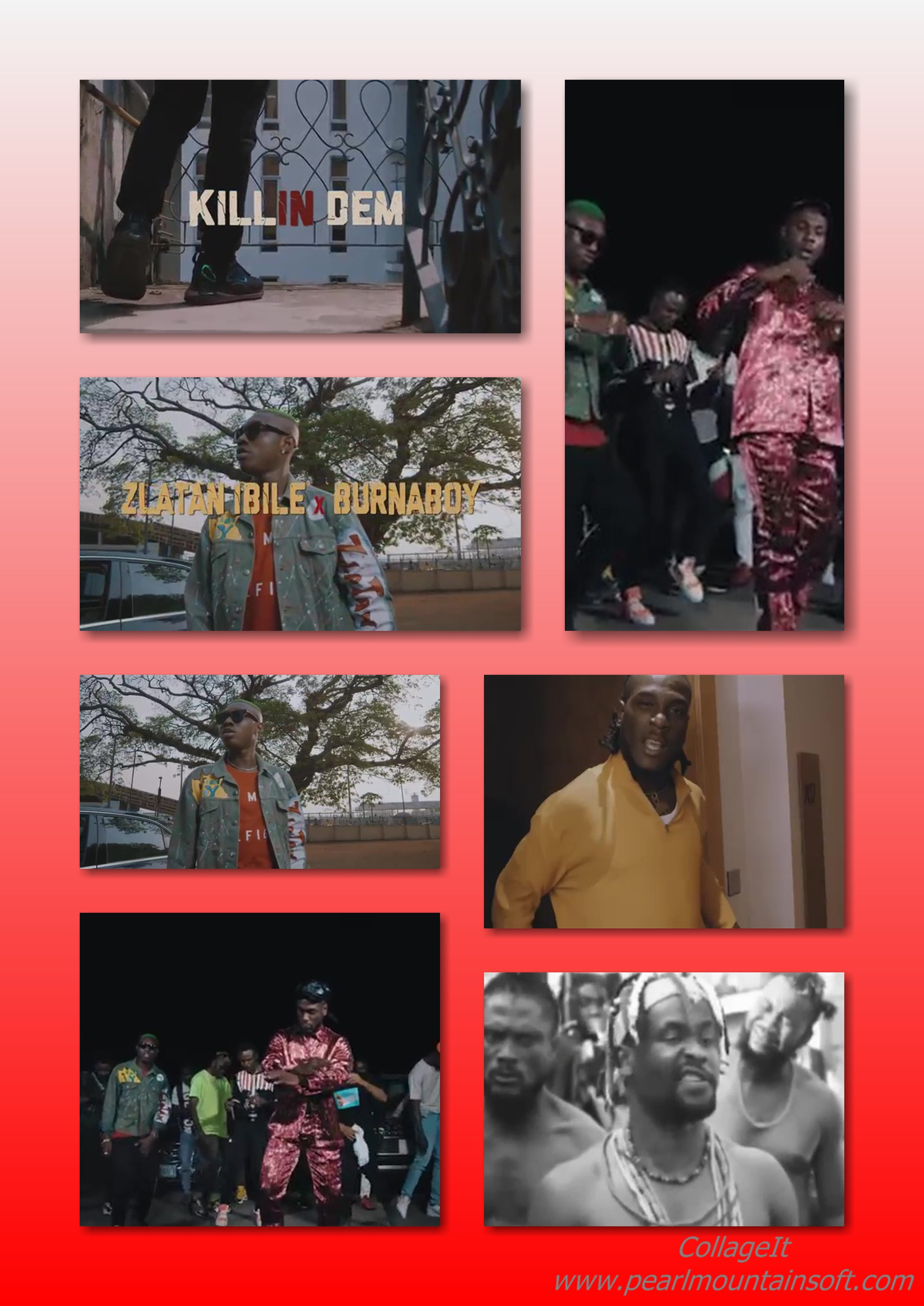"""Read more about the article (+LYRICS+TRANSLATION) MUSIC REVIEW: KILLIN DEM BY ZLATAN IBILE AND BURNA BOY """"VERY POOR VISUALS, DEM COME DEY EVEN BRAG TOO MUCH ON TOP AM!"""""""