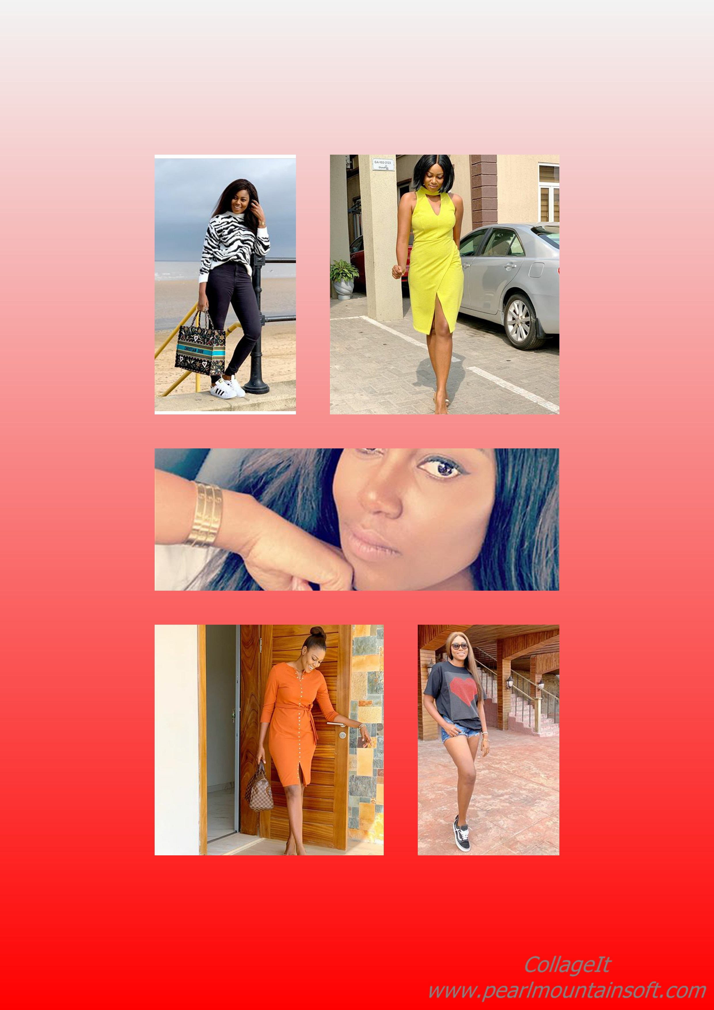 YVONNE NELSON'S PICTURE CRAZE FOR THE WEEK: Blazing, Sexy, Weird, Modest or Something else?