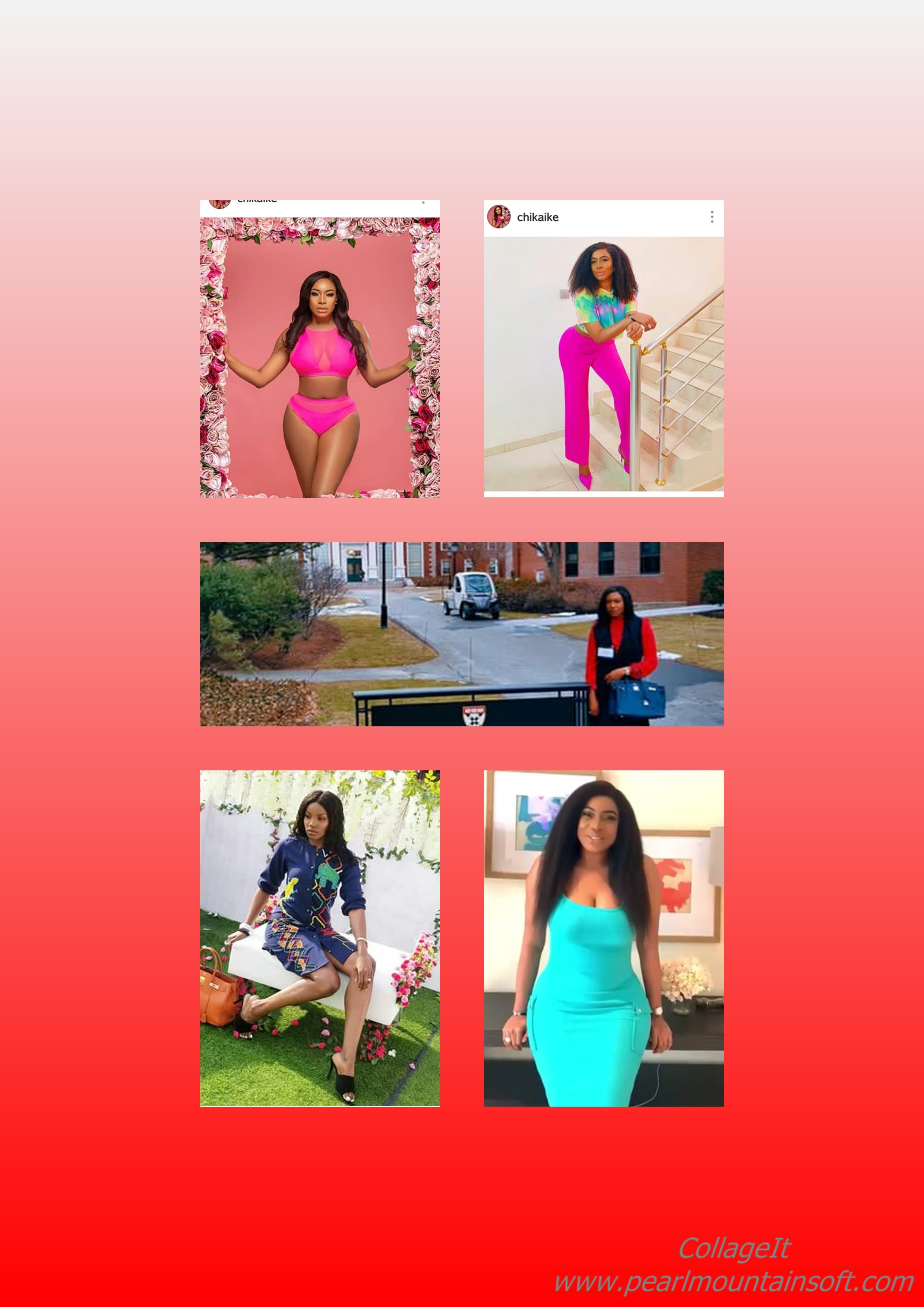 Read more about the article CHIKA IKE'S PICTURE CRAZE FOR THE WEEK: Blazing, Sexy, Weird, Modest or Something else?