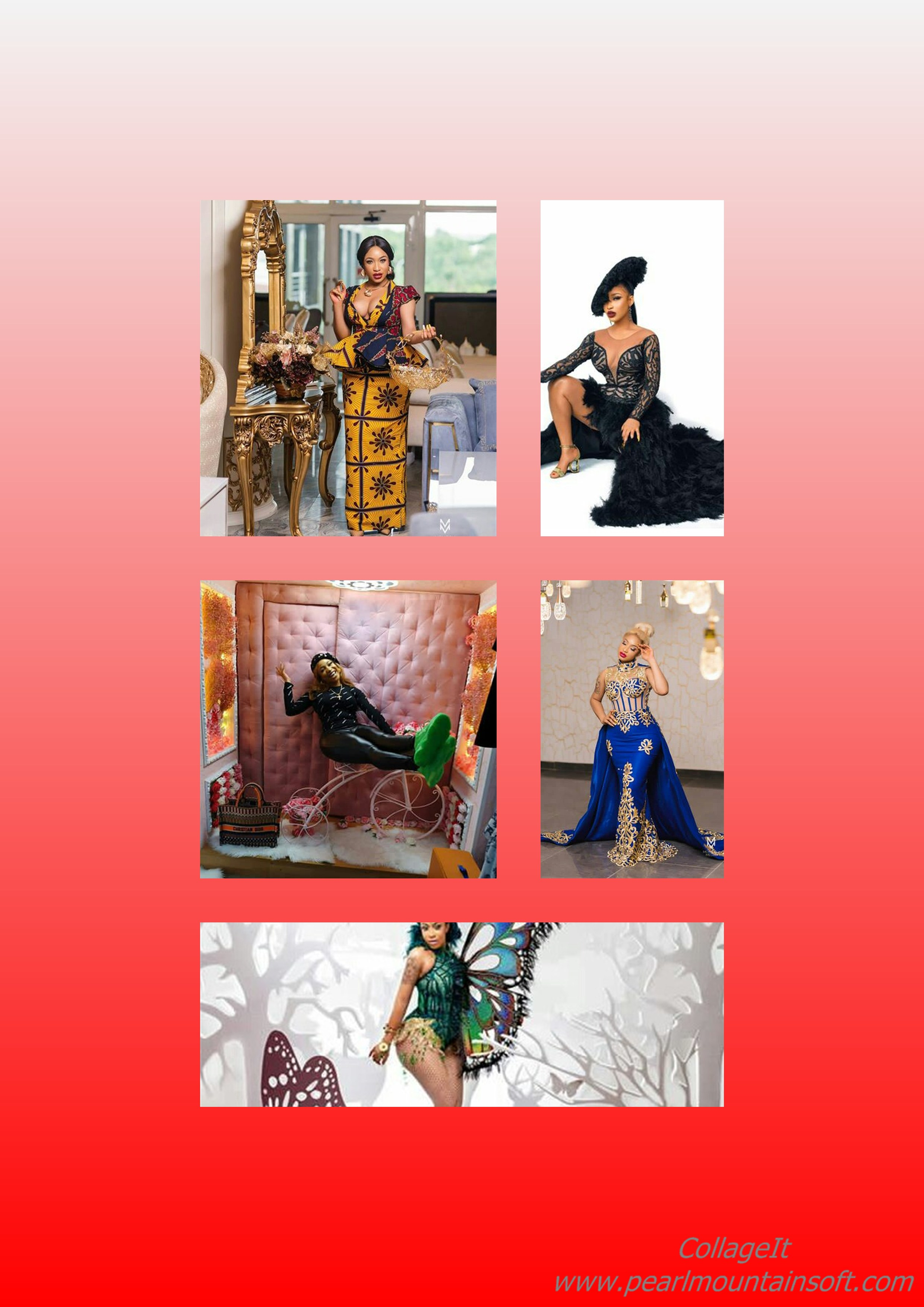 Read more about the article TONTO DIKE'S PICTURE CRAZE FOR THE WEEK: Blazing, Sexy, Weird, Modest or Something else?