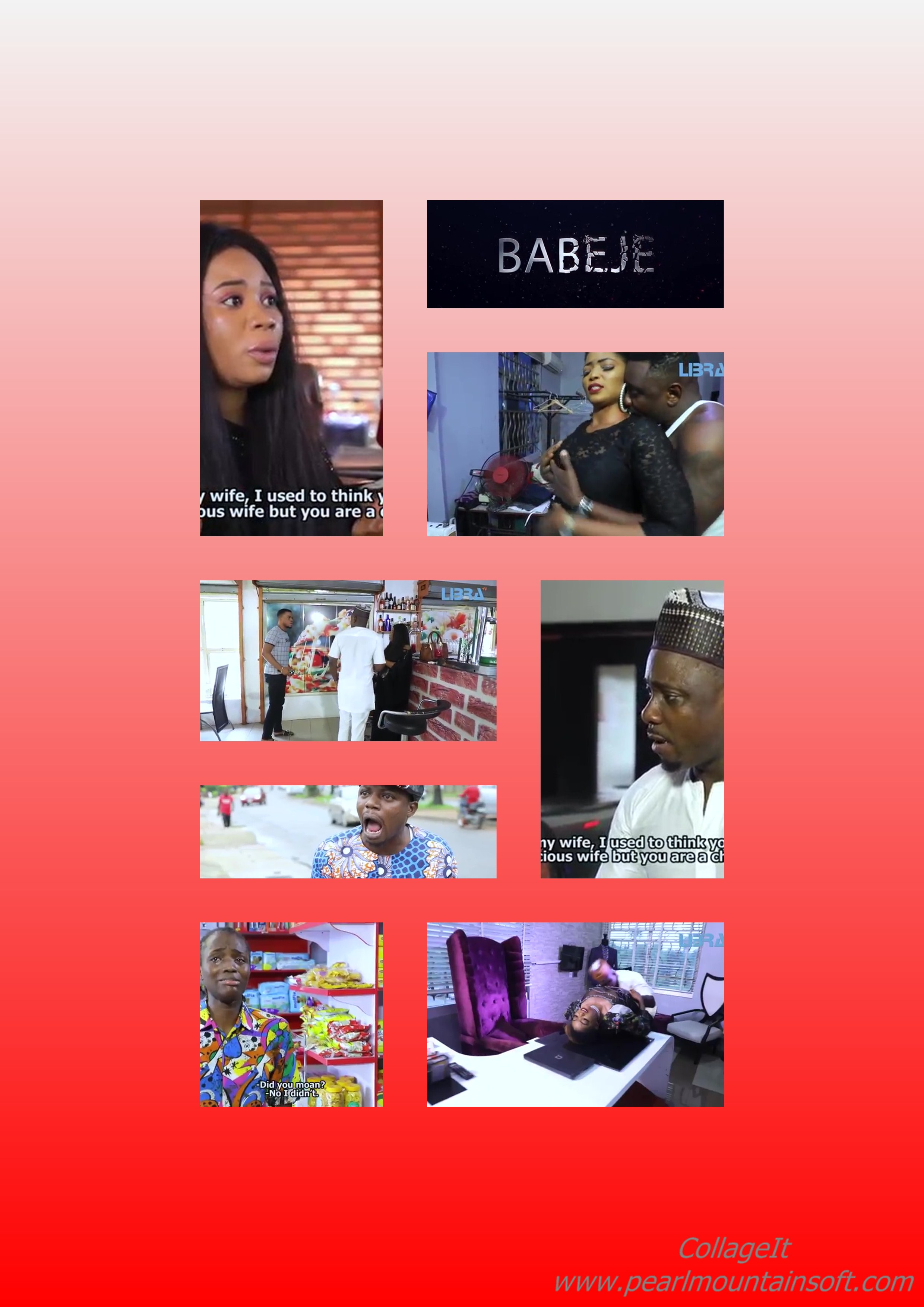 SYNOPSIS TO THE MOVIE: BABEJE