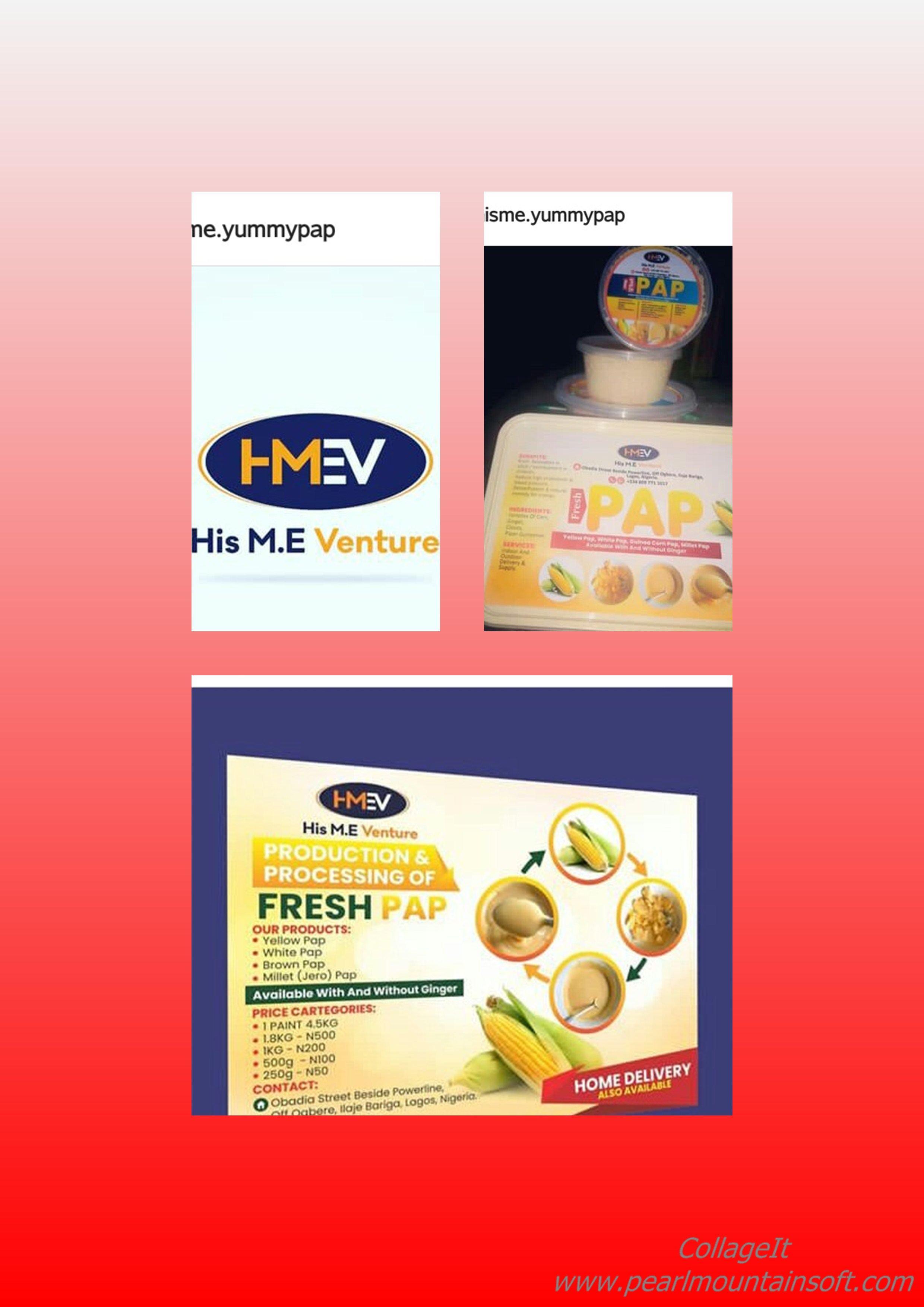 """Read more about the article HULALA! I TASTED """"HISME"""" PAP AND I TASTED NO OTHER. QUICKLY, ORDER YOURS HERE…"""