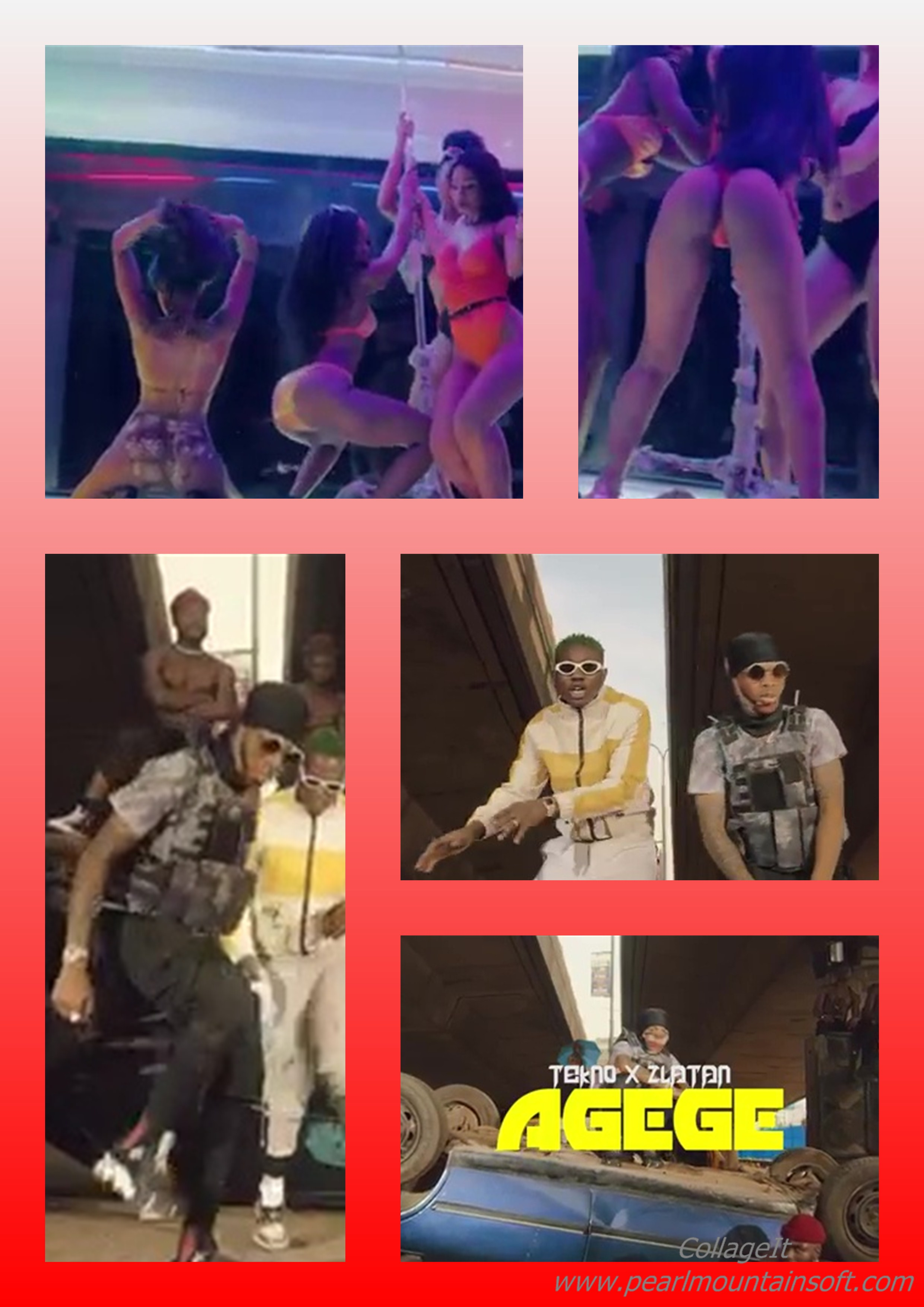 "(+LYRICS+TRANSLATION+MEANING) MUSIC REVIEW: AGEGE BY TECKNO FT ZLATAN "" ""THE FG DEY FUNNY, I EVEN THOUGHT THOSE GIRLS WERE BRA-LESS AND PANT-LESS….NEVERTHELESS THESE AGEGE LYRICS ARE SO BORING!"