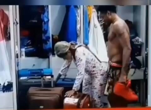 EHEN, SO BBNAIJA'S IKE AND MERCY KNACKED EACH OTHER APAKO YESTERDAY!