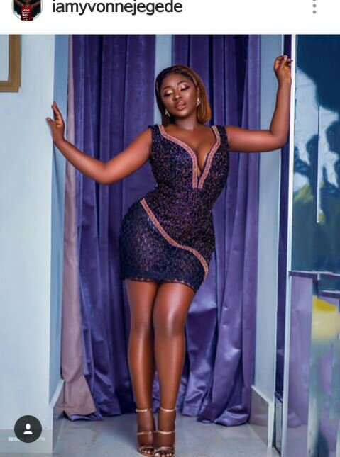 "(+BIRTHDAY PICTURES) ""BIKO! COME BACK AND TOAST ME AGAIN"" BEGS NOLLYWOOD ACTRESS~ YVONNE JEGEDE"
