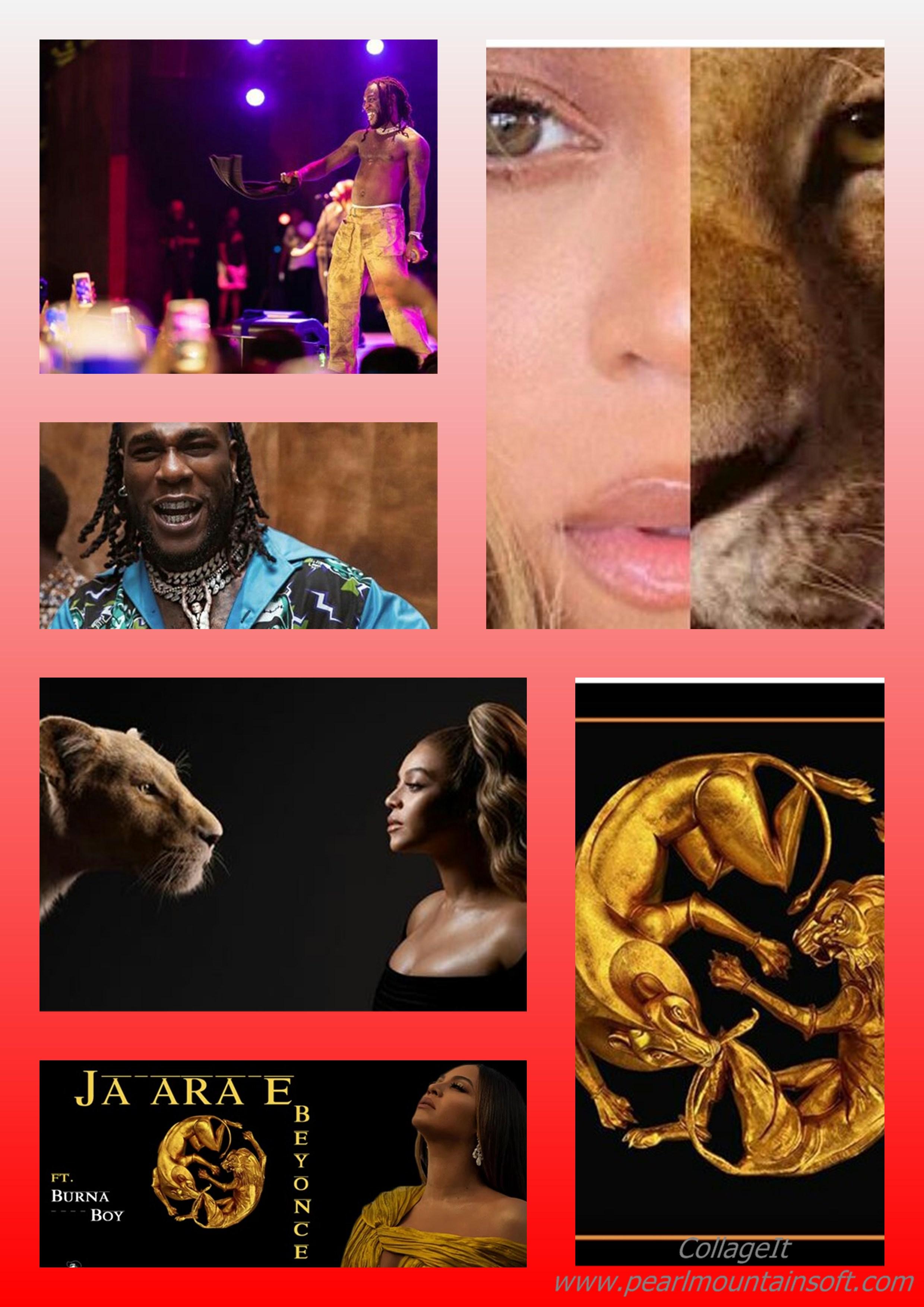 "(LYRICS+TRANSLATION+MEANING) MUSIC REVIEW: JA ARA E BY BEYONCE FT BURNA BOY ""YOU HAVE TO JA ARA E"""