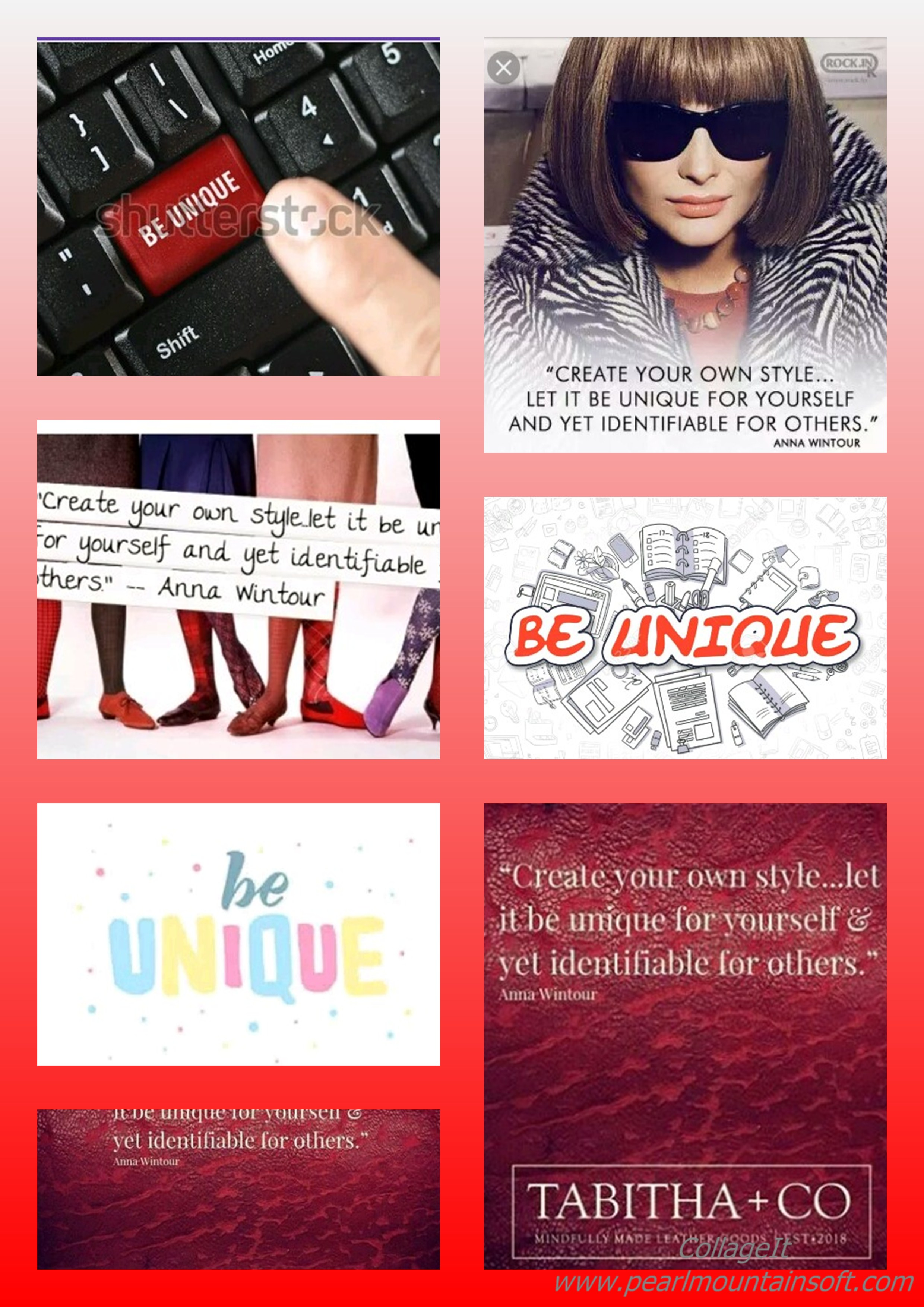 CREATE YOUR UNIQUE STYLE OF BLOGGING; YOU DON'T HAVE TO COPY SOMEONE' ELSE'S STYLE; YOU KNOW THAT, YOU IN PARTICULAR…