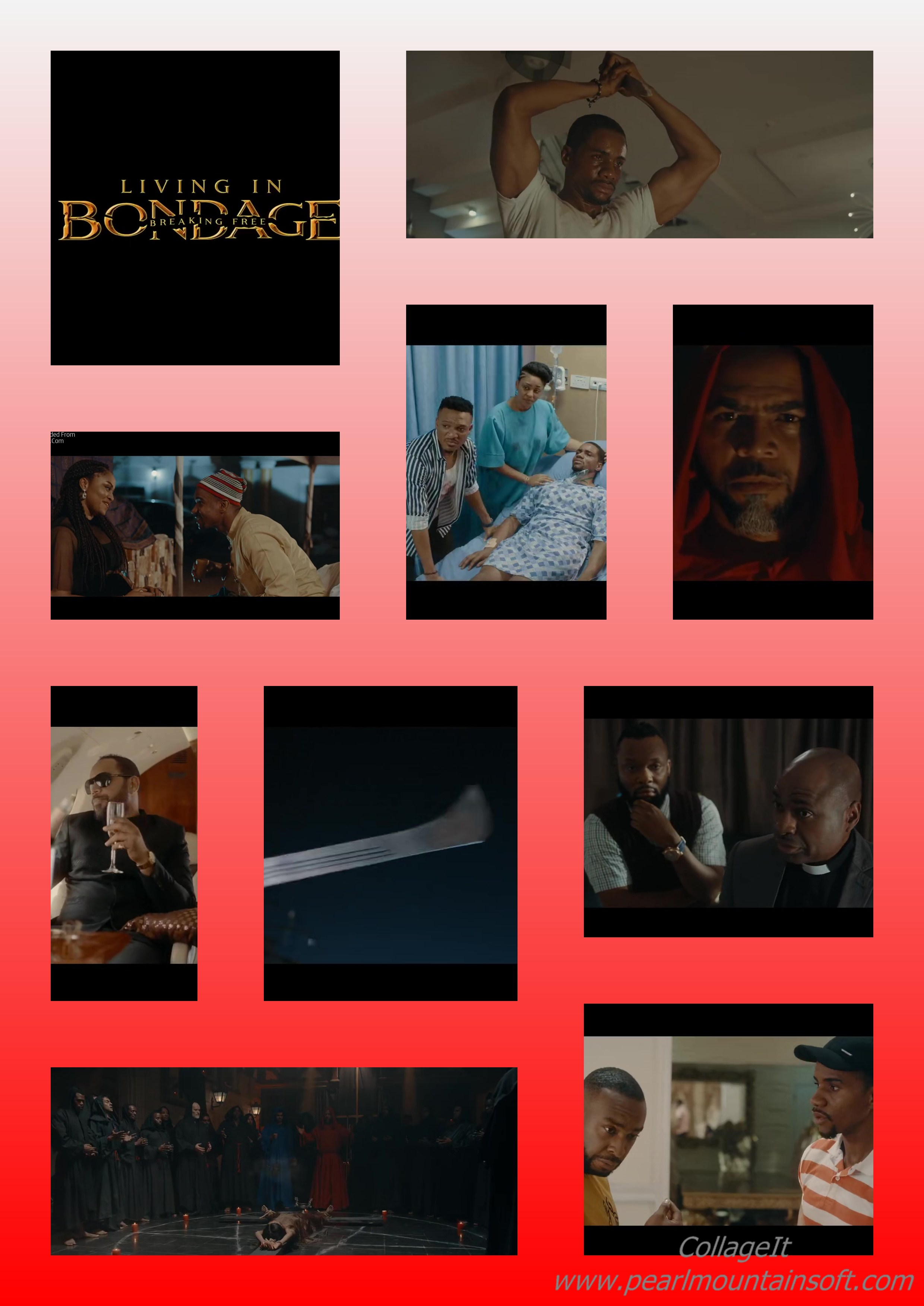 """(+SYNOPSIS) MOVIE REVIEW- LIVING IN BONDAGE """"BREAKING FREE"""" THIS IS A MOVIE NOT TO BE WATCHED ONCE BUT COUNTLESSLY. HOWEVER, HERE IS THE BIG FLAW IN THE MOVIE THAT EVEN RAMSEY NOAH DID NOT NOTICE…"""