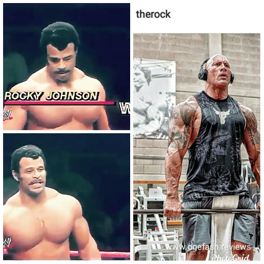 """""""I LOVE YOU DAD"""" DWAYNE JOHNSON REMEMBERS DAD """"ROCKY JOHNSON"""" WITH THESE 24 SWEET WORDS!"""