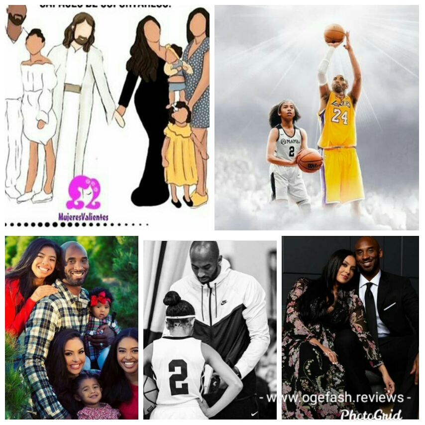 """VANESSA BRYANT FINALLY VOICES OUT ABOUT HUSBAND AND DAUGHTER~ """"KOBE AND GIANNA BRYANT'S"""" DEATH"""
