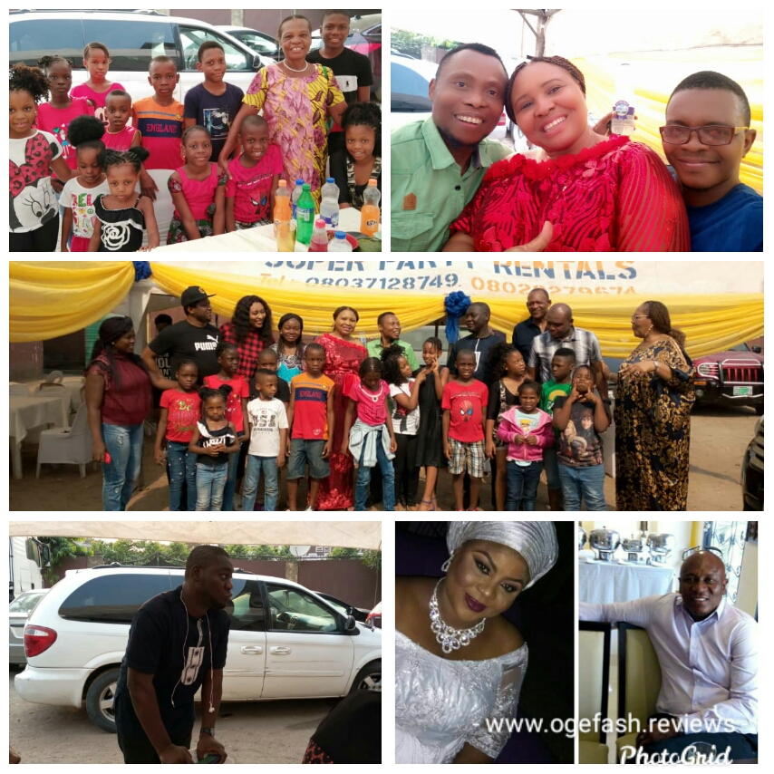 IT WAS A PARTY AFTER PARTY AT THE UMU NWABUEZE ANNUAL EVENT!