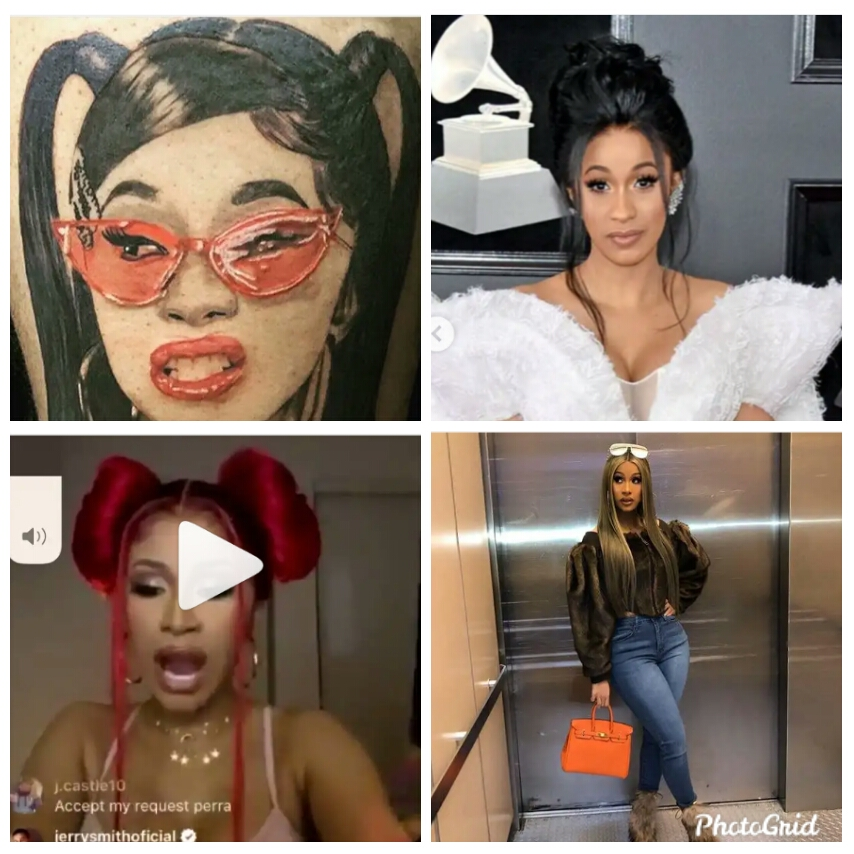 """""""PAY ME TO ALSO HAVE CORONAVIRUS"""" SAYS RAPPER- CARDI B TO…"""