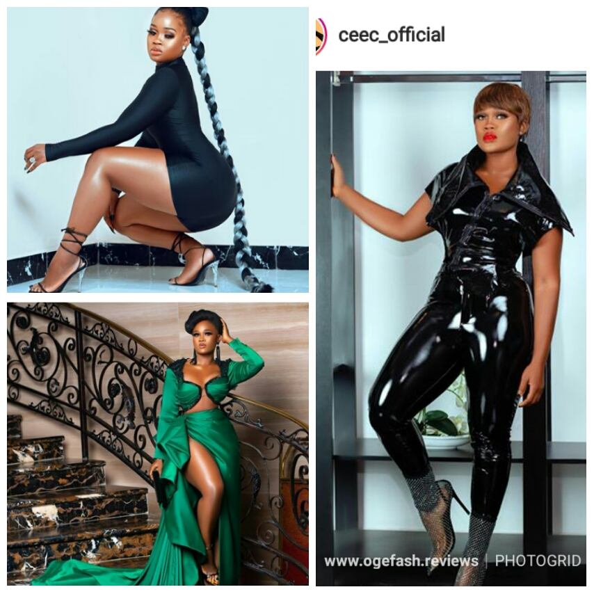 CYNTHIA NWADIORA'S (CEEC) PICTURE CRAZE FOR THE WEEK: Blazing, Sexy, Weird, Modest or Something else?