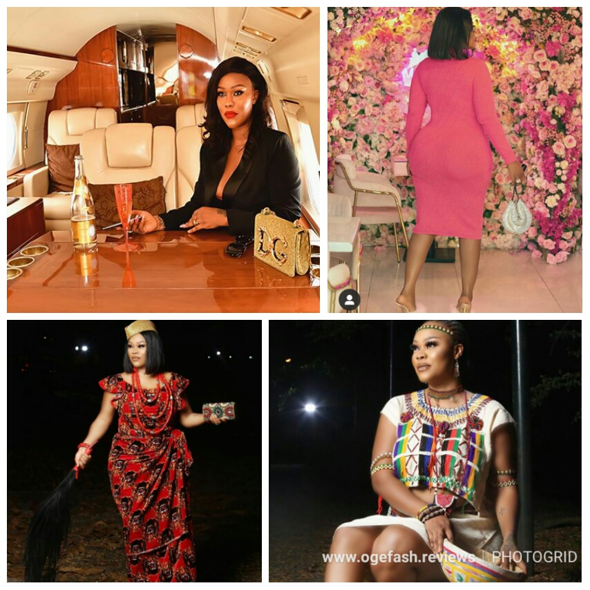 DANIELLA OKEKE'S PICTURE CRAZE FOR THE WEEK: Blazing, Sexy, Weird, Modest or Something else?