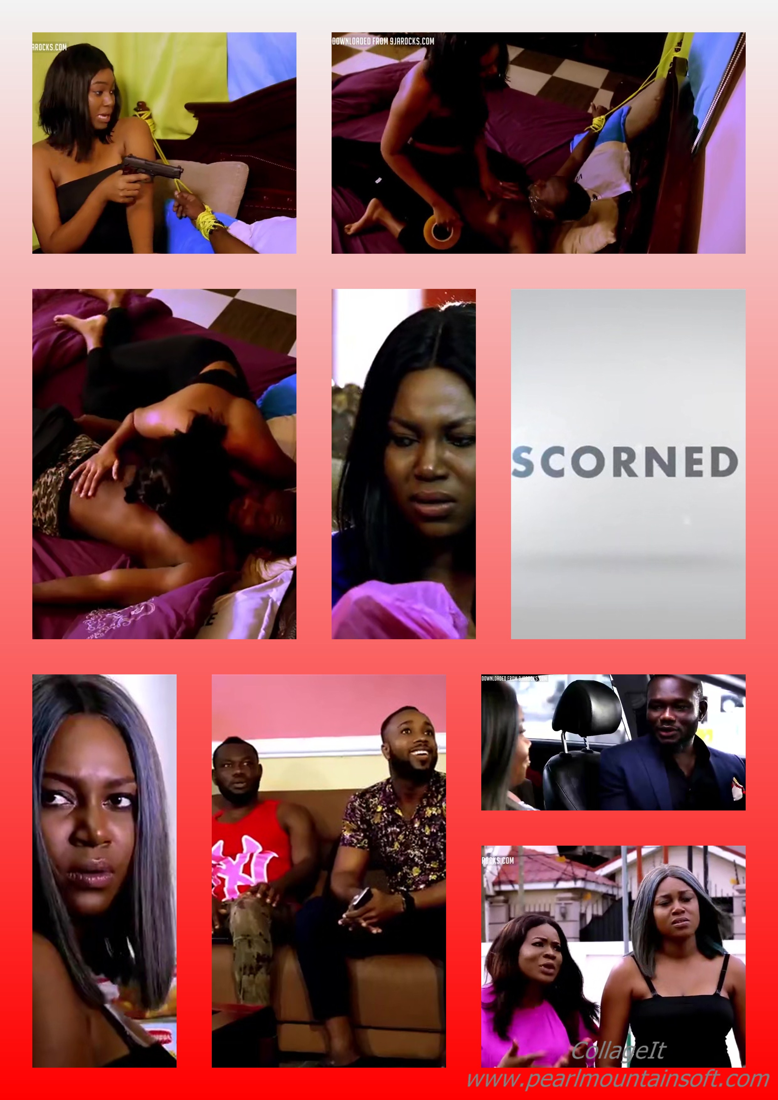 "THROWBACK MOVIE – SCORNED ""PLAYING WITH PEOPLE'S EMOTIONS IS LIKE TOYING WITH DEADLY SNAKE!"