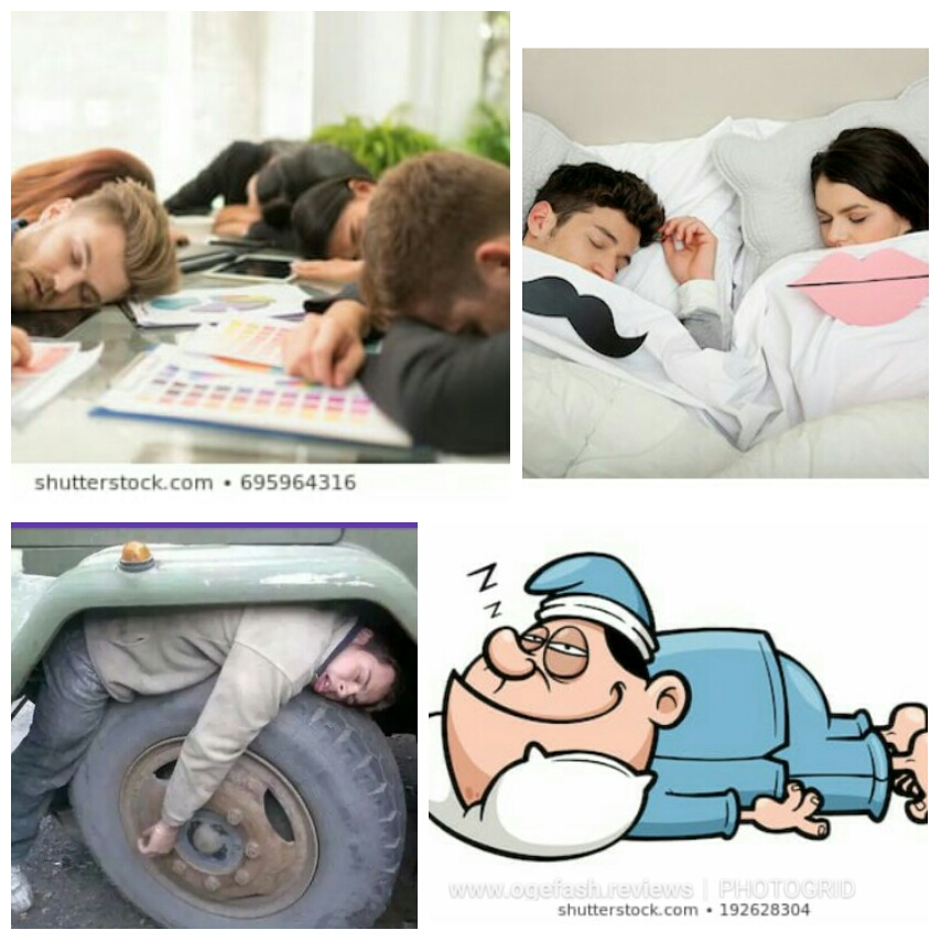 THERE IS A NEW GAME IN MY FRIEND'S AREA EVER SINCE CORONAVIRUS BROKE OUT; IT IS CALLED THE SLEEP GAME!