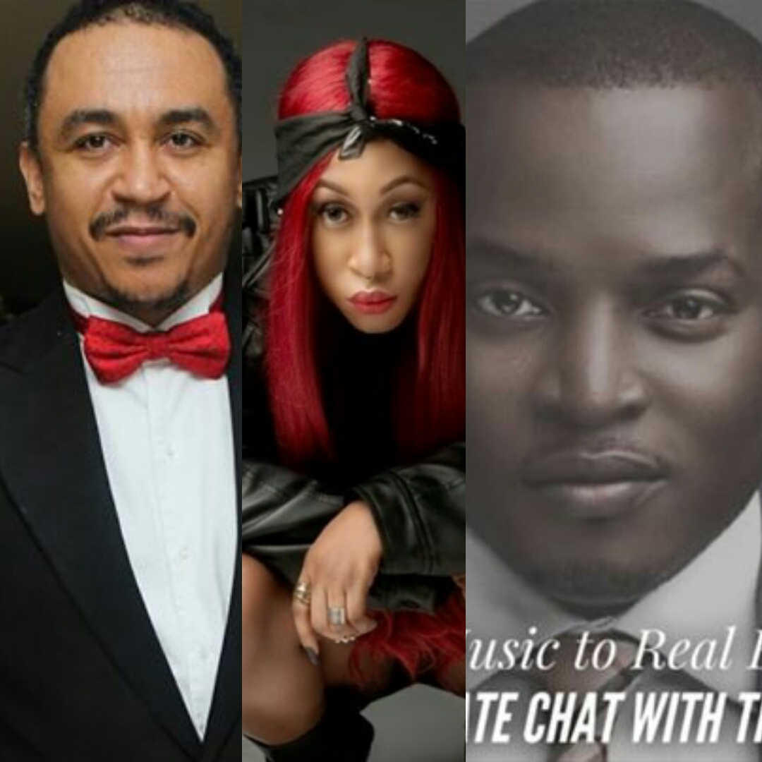 """ELDEE THE DON AND DADDY FREEZE SAY """"CYNTHIA MORGAN, HERE IS WHY YOU CAN'T CHANGE FINANCIAL AGREEMENT TERMS HALFWAY AND LATER CRY ABOUT BEING CHEATED LATER!"""
