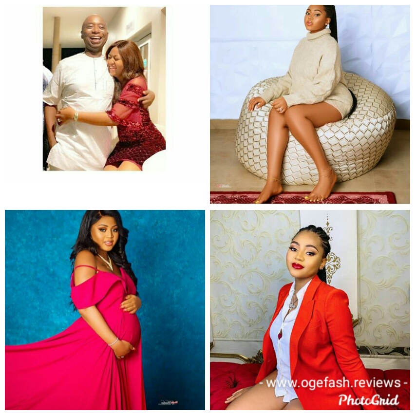 """""""ISSANOTHER PRINCE"""" SAYS NOLLYWOOD ACTRESS~ REGINA DANIELS AND TRILLIONAIRE~ HUSBAND NED NWOKO"""