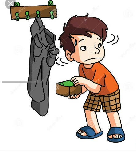 DON'T ENCOURAGE CHILD THIEVERY!           THAT MOMENT A CHILD COVERTLY SELLS AN ITEM TO YOU; YOU SHOULD KNOW HE/SHE STOLE IT! IF YOU BUY IT FROM HIM/HER, YOU ARE A…