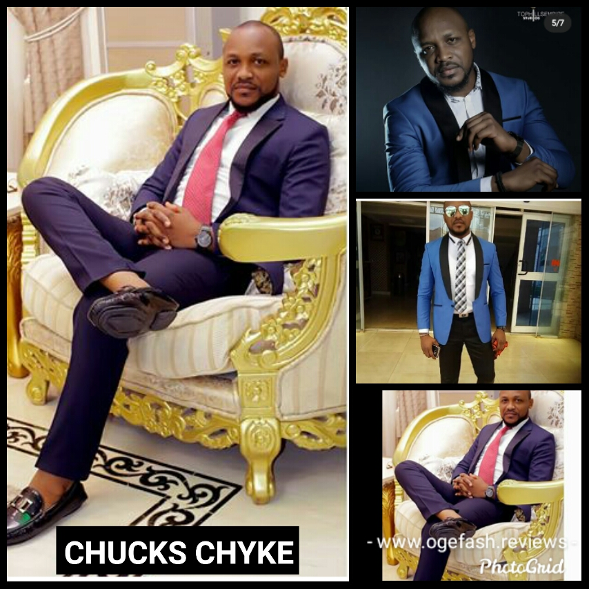 (+PICTURES) OGEFASH INTERVIEW WITH ACTOR- CHUCKS CHYKE