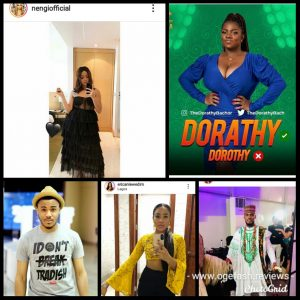 MEET THE BBNAIJA HOUSEMATES WITH THE HIGHEST NO OF INSTAGRAM FOLLOWERS! + THE NO OF FOLLOWERS THEY EACH HAVE…