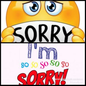 """""""SORRY"""" IS NOT A GENUINE APOLOGY """"I AM SORRY"""" IS! HERE IS WHY…"""